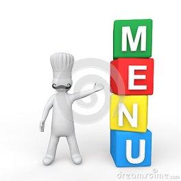 d-chef-menu-cubes-render-64108165